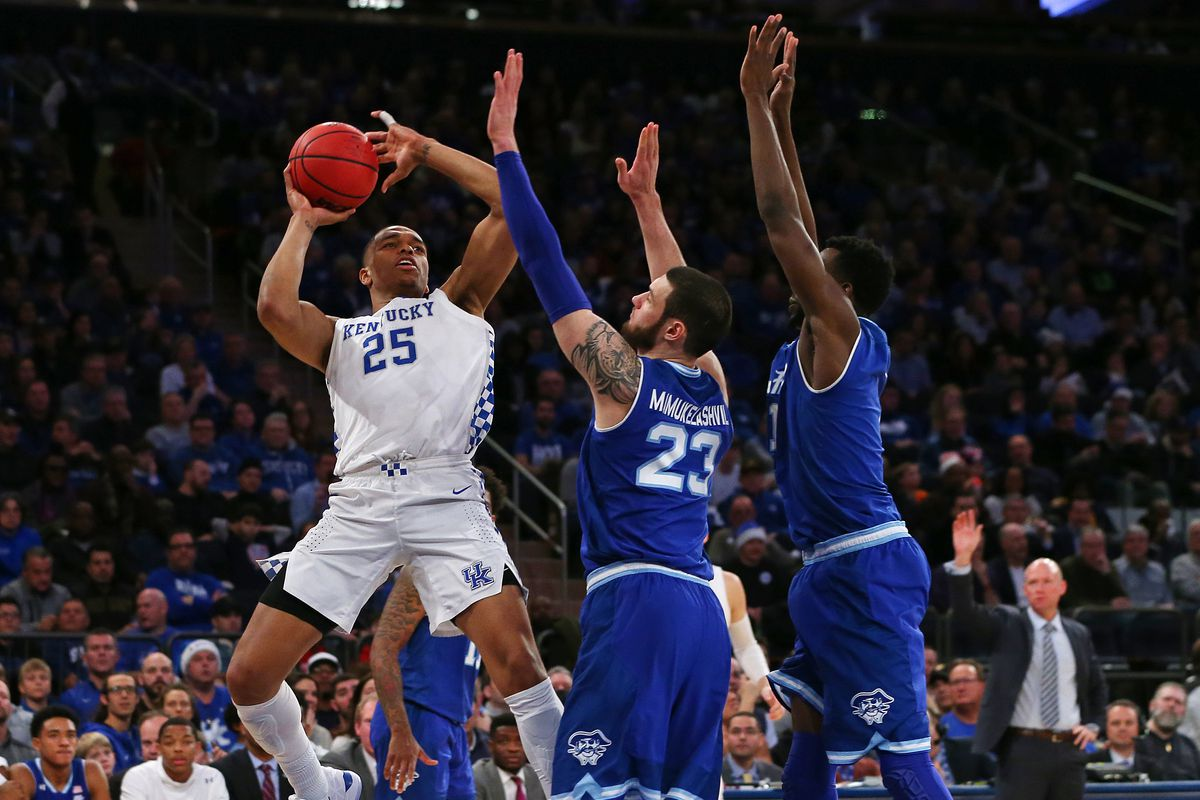 Kentucky Basketball Highlights And Box Score From Historic: Kentucky Wildcats: Recap, Box Score And Game MVP From