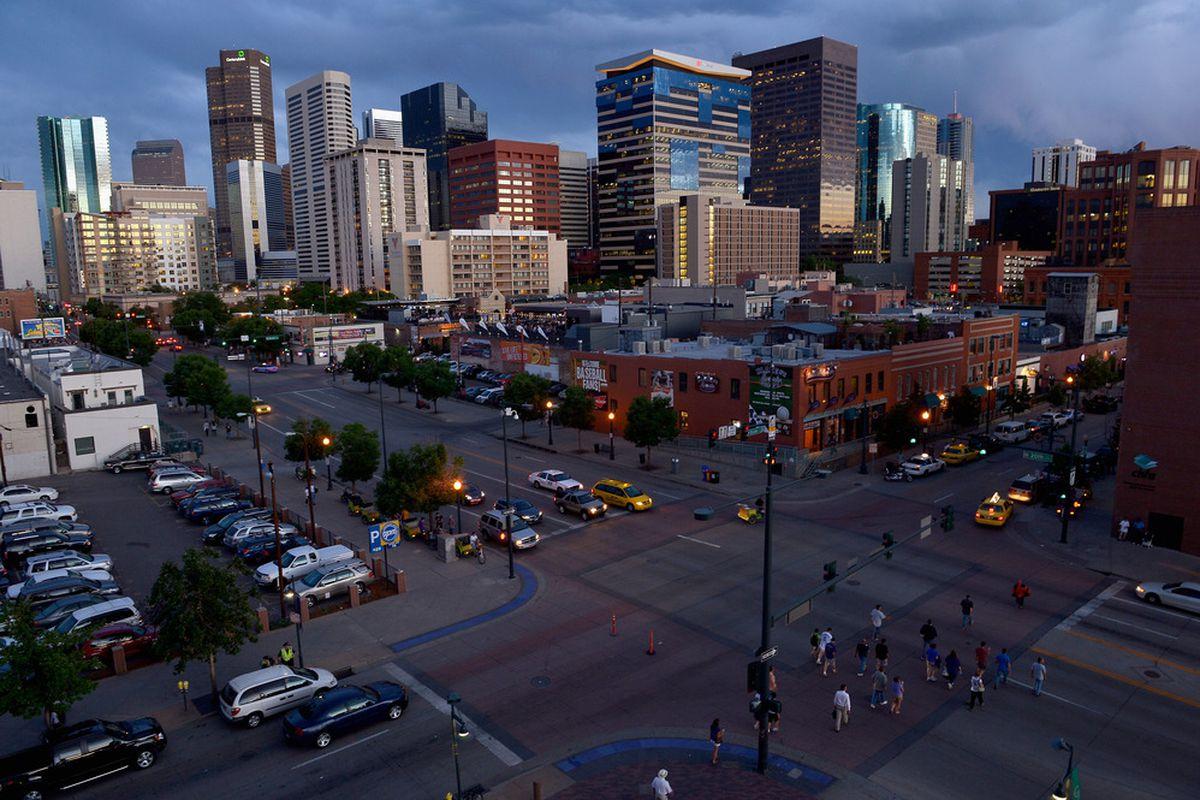 The City of Denver. My City