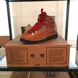 Danner boots, $160 (were $300)