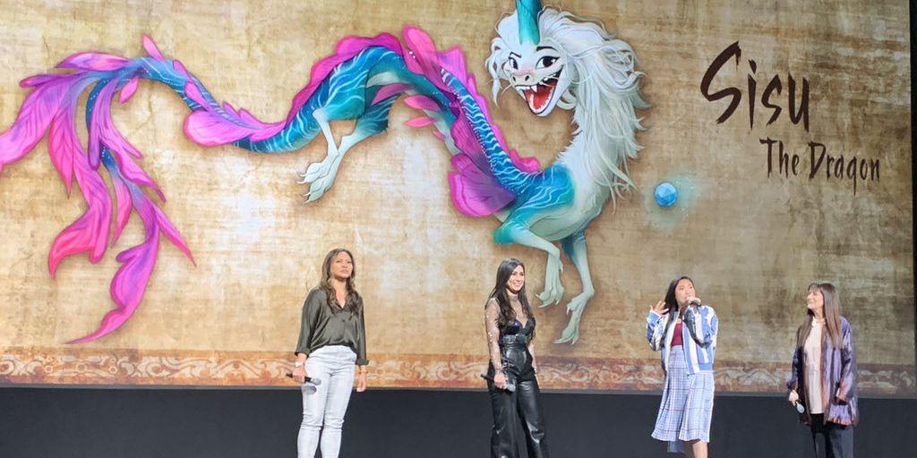 Disney announces Raya and the Last Dragon as next animated film - Polygon