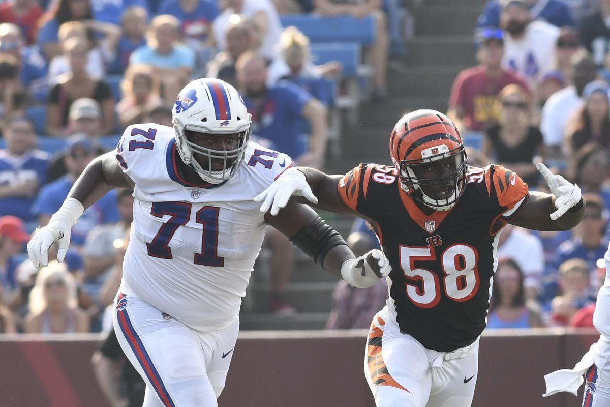 NFL: Cincinnati Bengals at Buffalo Bills