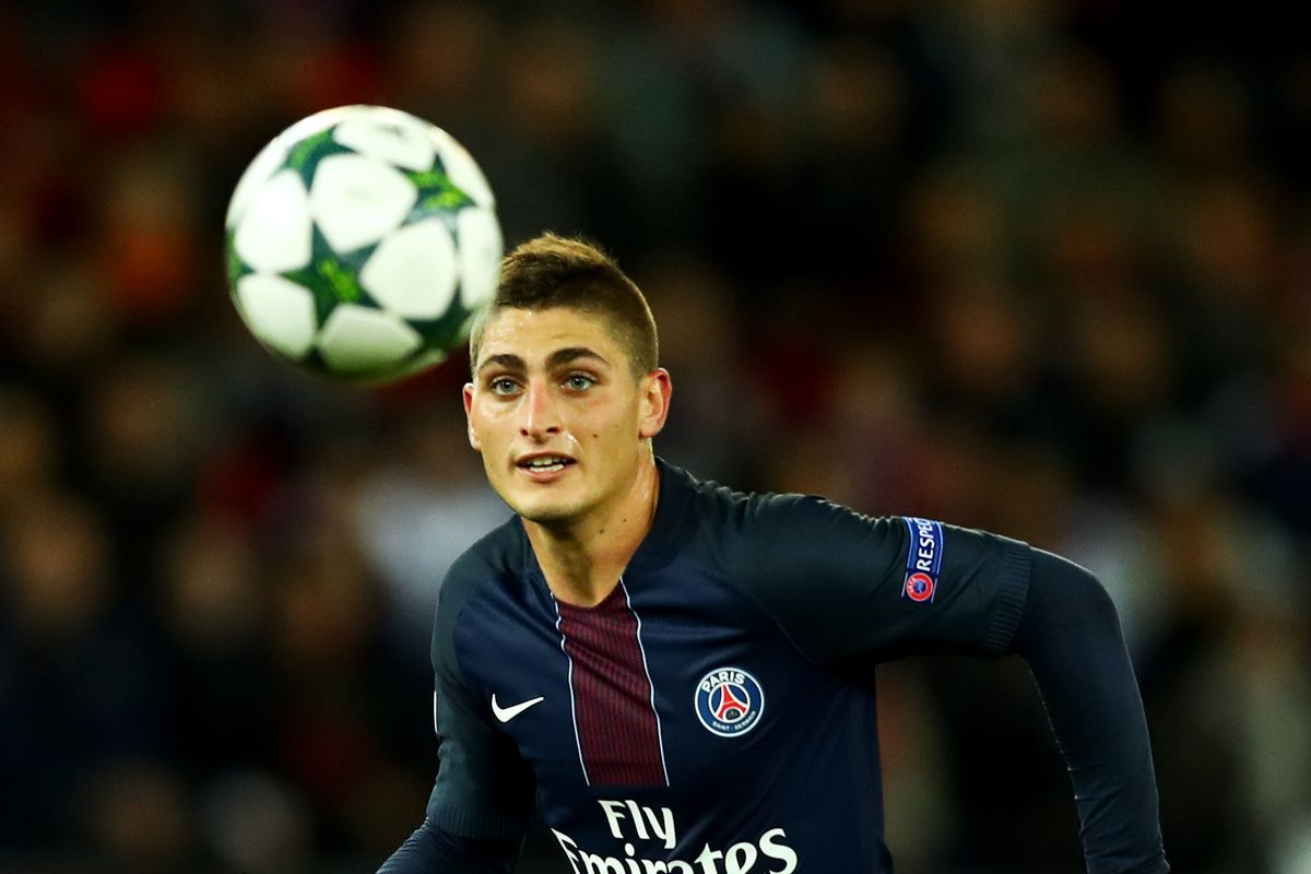 Man United target Marco Verratti has asked to leave Paris Saint-Germain