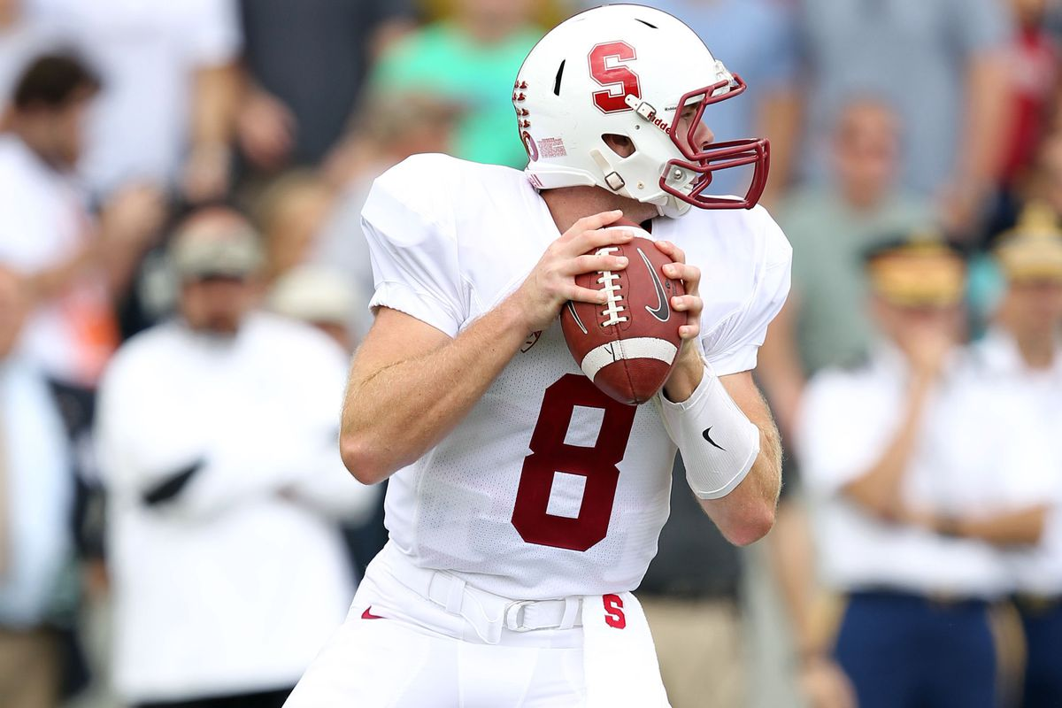 Kevin Hogan and the Cardinal are looking to avenge last years loss to Washington and stay in the national title hunt.