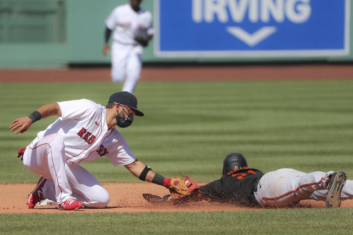 Baltimore Orioles Vs. Boston Red Sox at Fenway Park