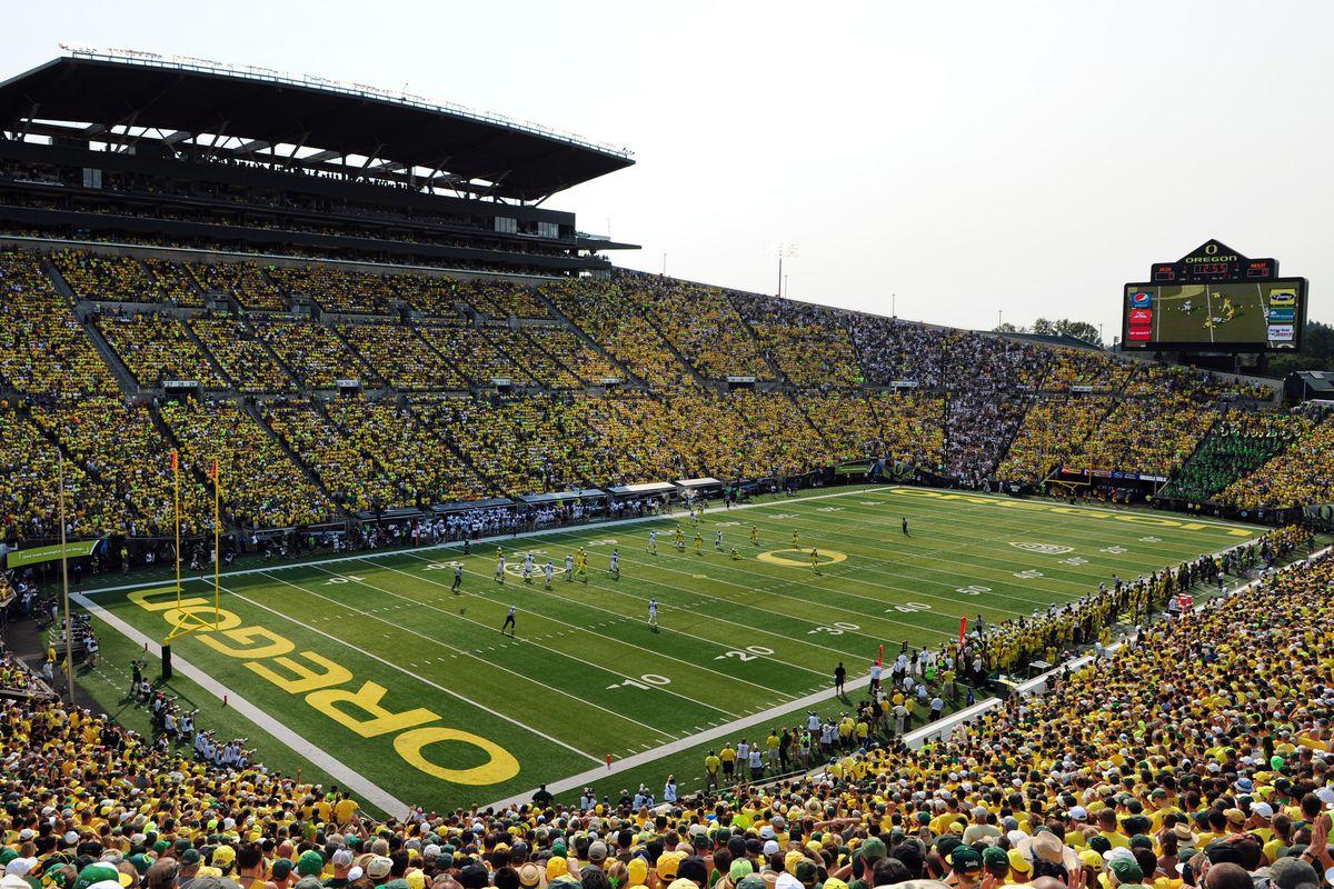 Michigan State v Oregon