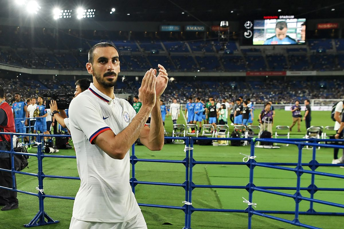 Official: Davide Zappacosta Joins AS Roma On Loan From