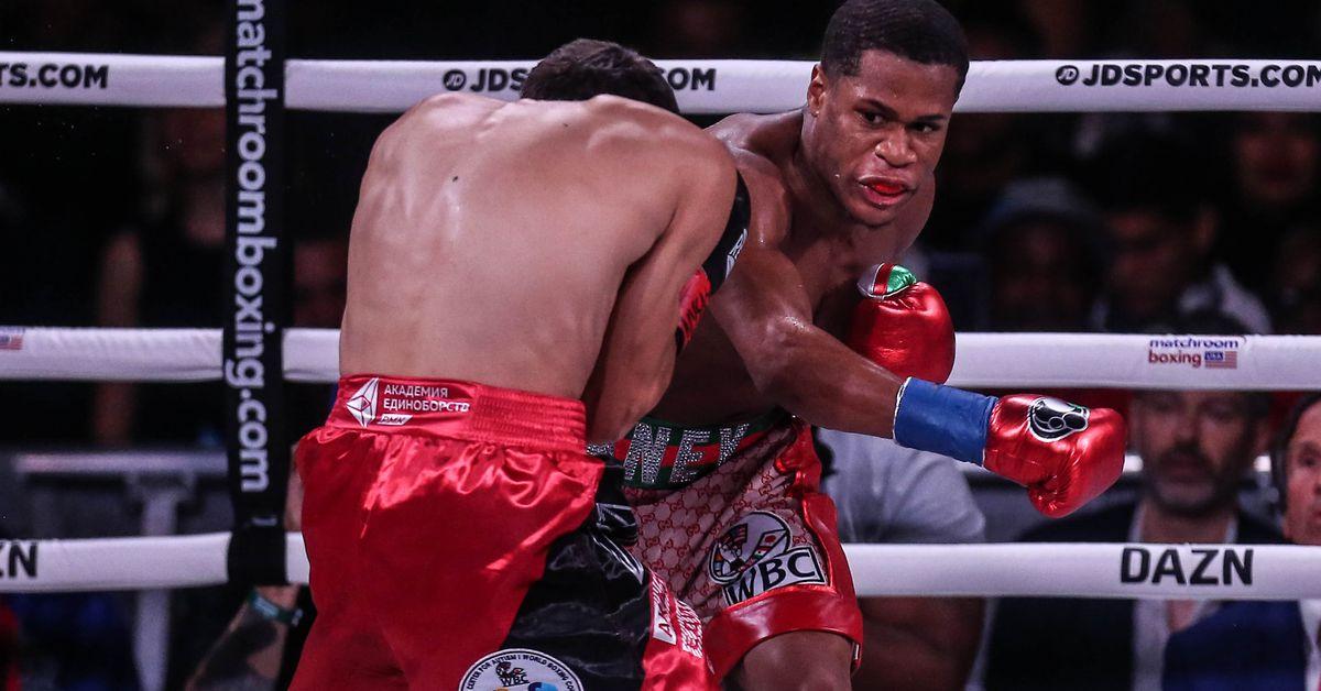 WBC orders Devin Haney vs Javier Fortuna - Bad Left Hook