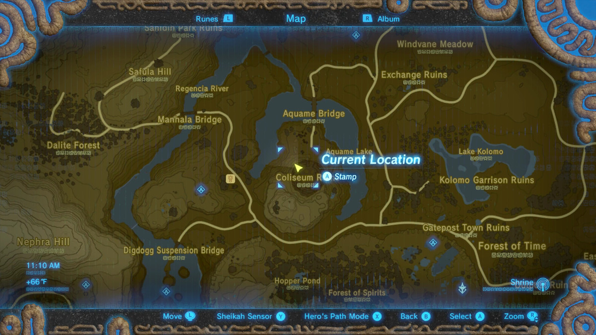 Zelda Breath of the Wild guide: How to find the Phantom