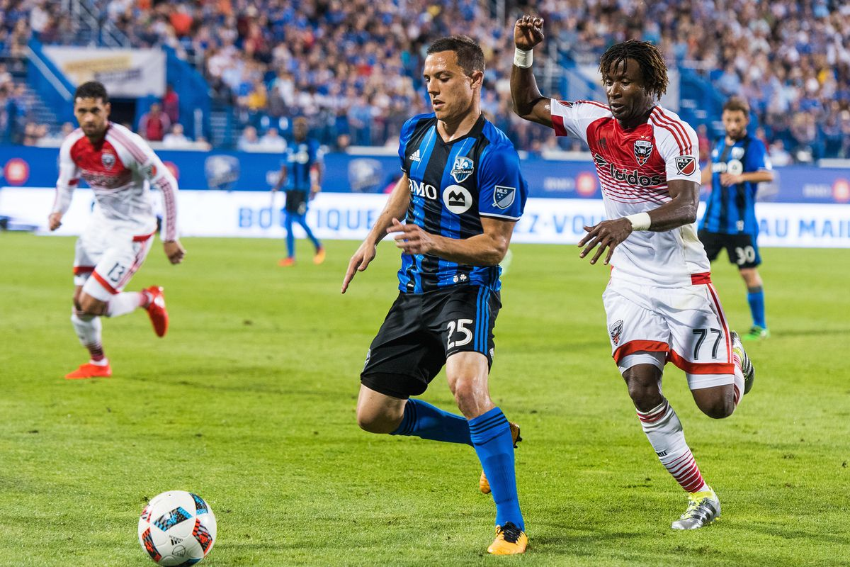 SOCCER: AUG 24 MLS - DC United at Impact