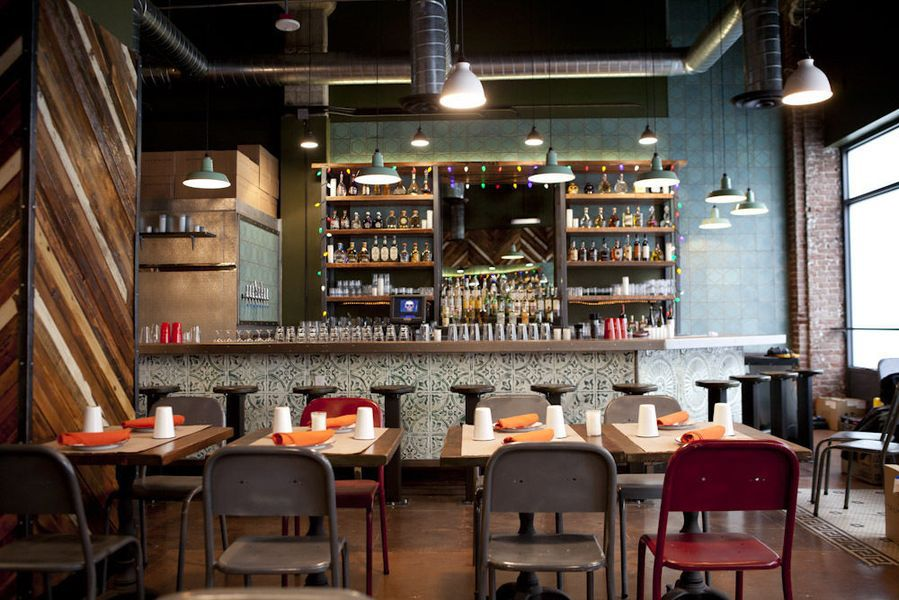 Bar Ama Downtown LA