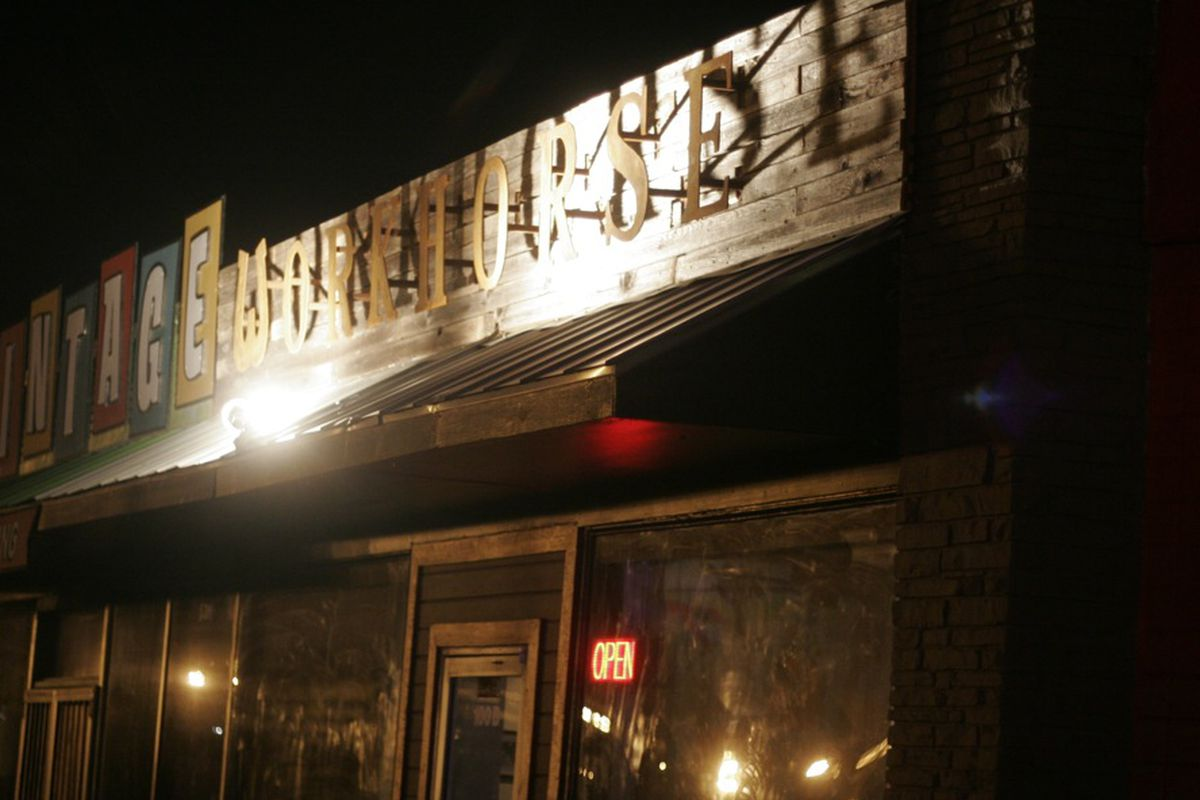 Workhorse Bar.