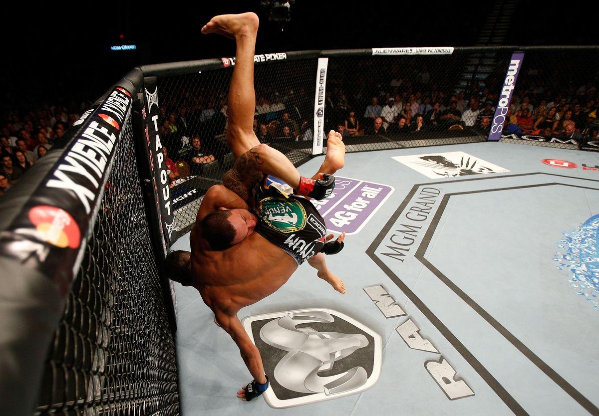 UFC 162: Edgar v Oliveira