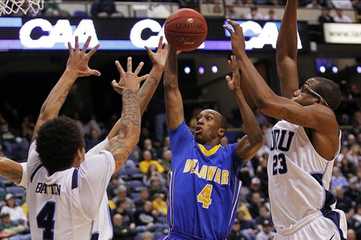 Jarvis Threatt will be a very important piece of the puzzle for Delaware against Virginia