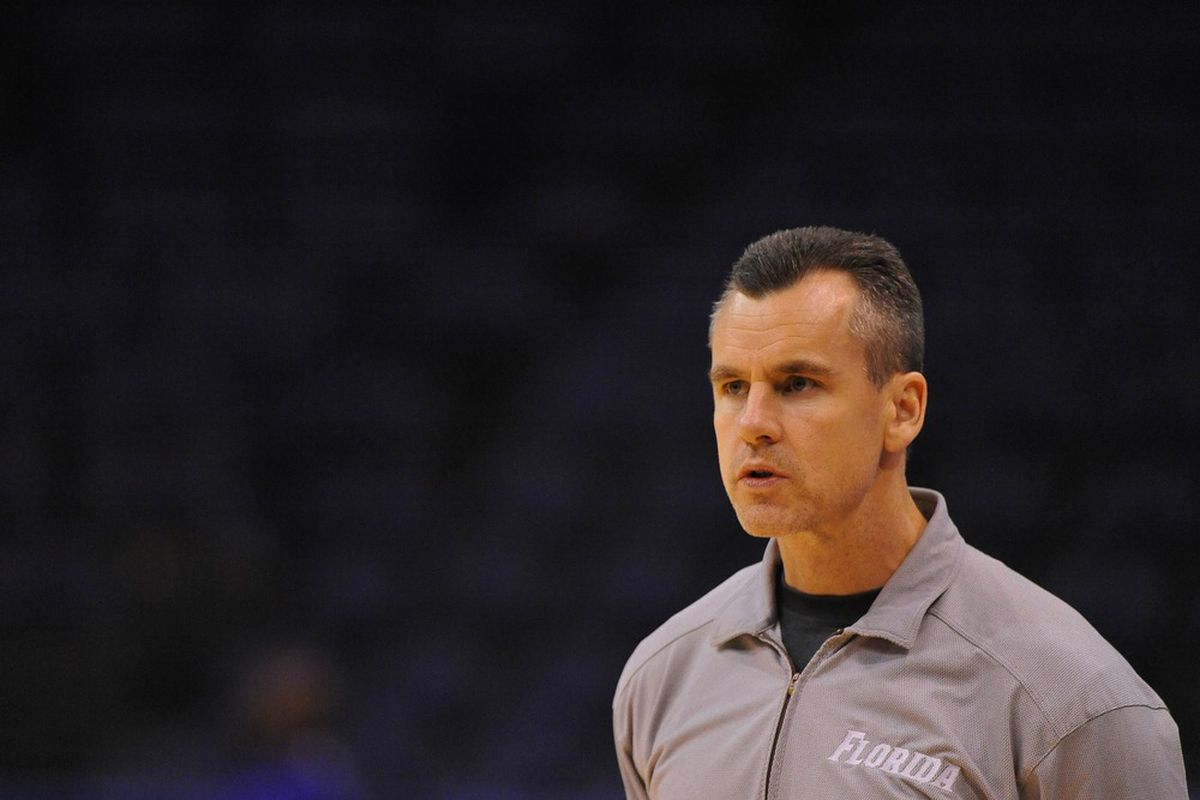 Billy Donovan has Team USA on the brink of a gold medal (Christopher Hanewinckel-US PRESSWIRE)