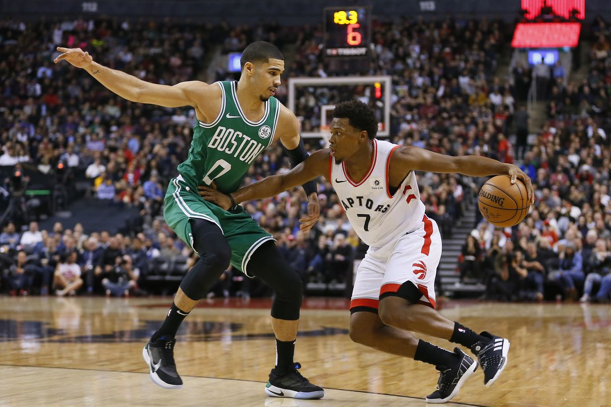 Report: Toronto Raptors to host Boston Celtics for first-ever Christmas Day game in Toronto, Kyle Lowry, Jayson Tatum