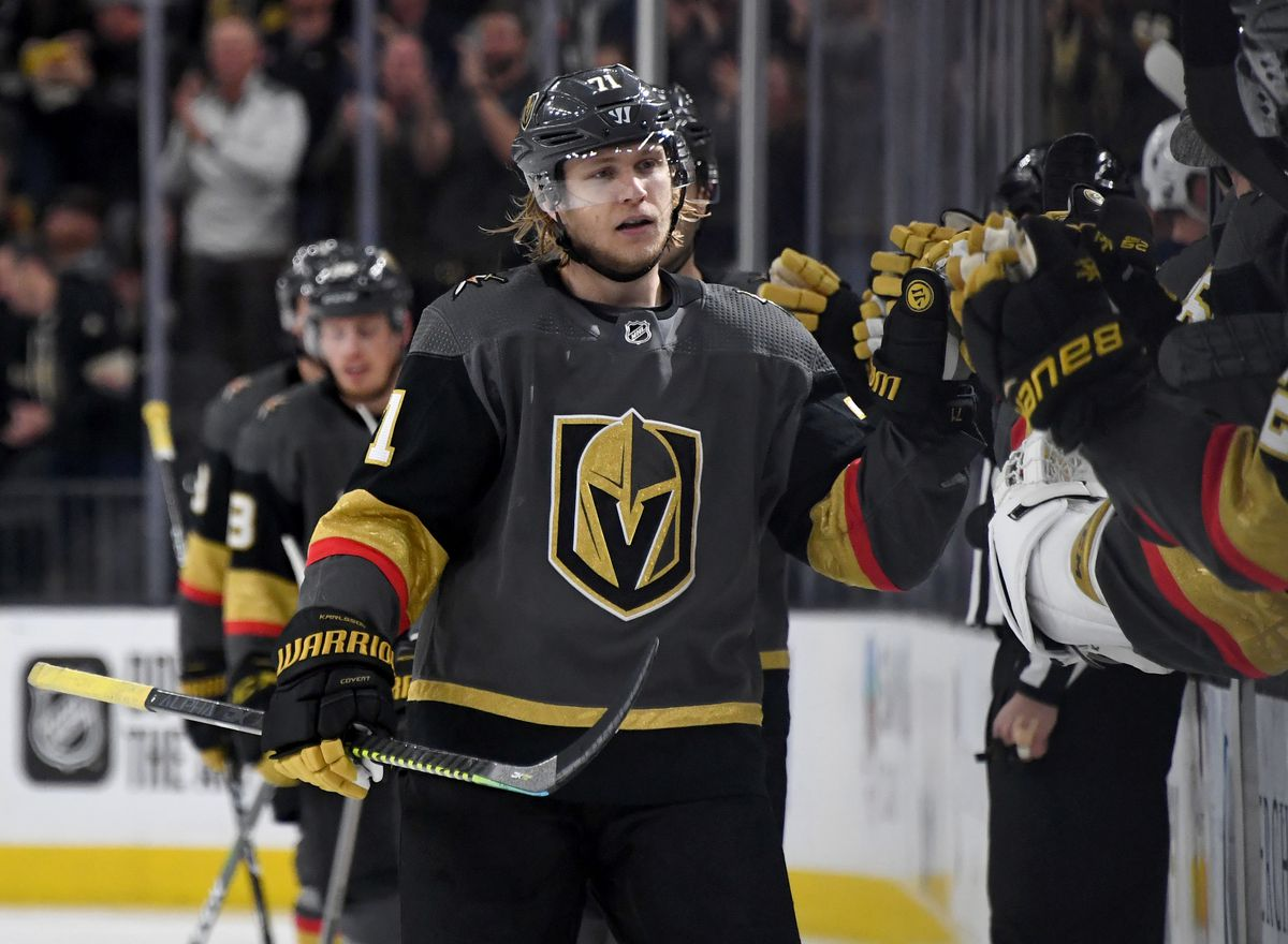Buffalo Sabres v Vegas Golden Knights