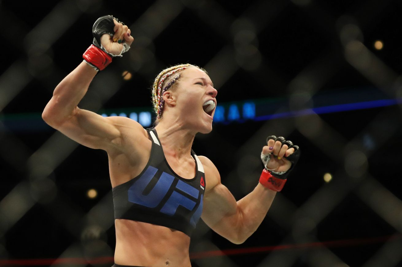 UFC Fight Night 112 fight card: Felice Herrig vs Justine Kish preview