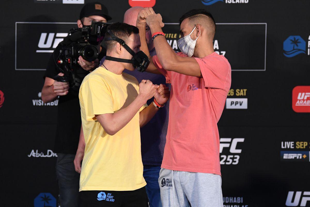 UFC 253 Adesanya v Costa: Weigh-Ins