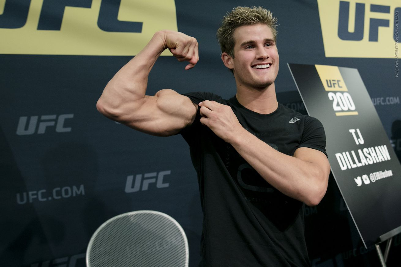 Sage Northcutt expects to be 'stronger than ever' after tonsils removed