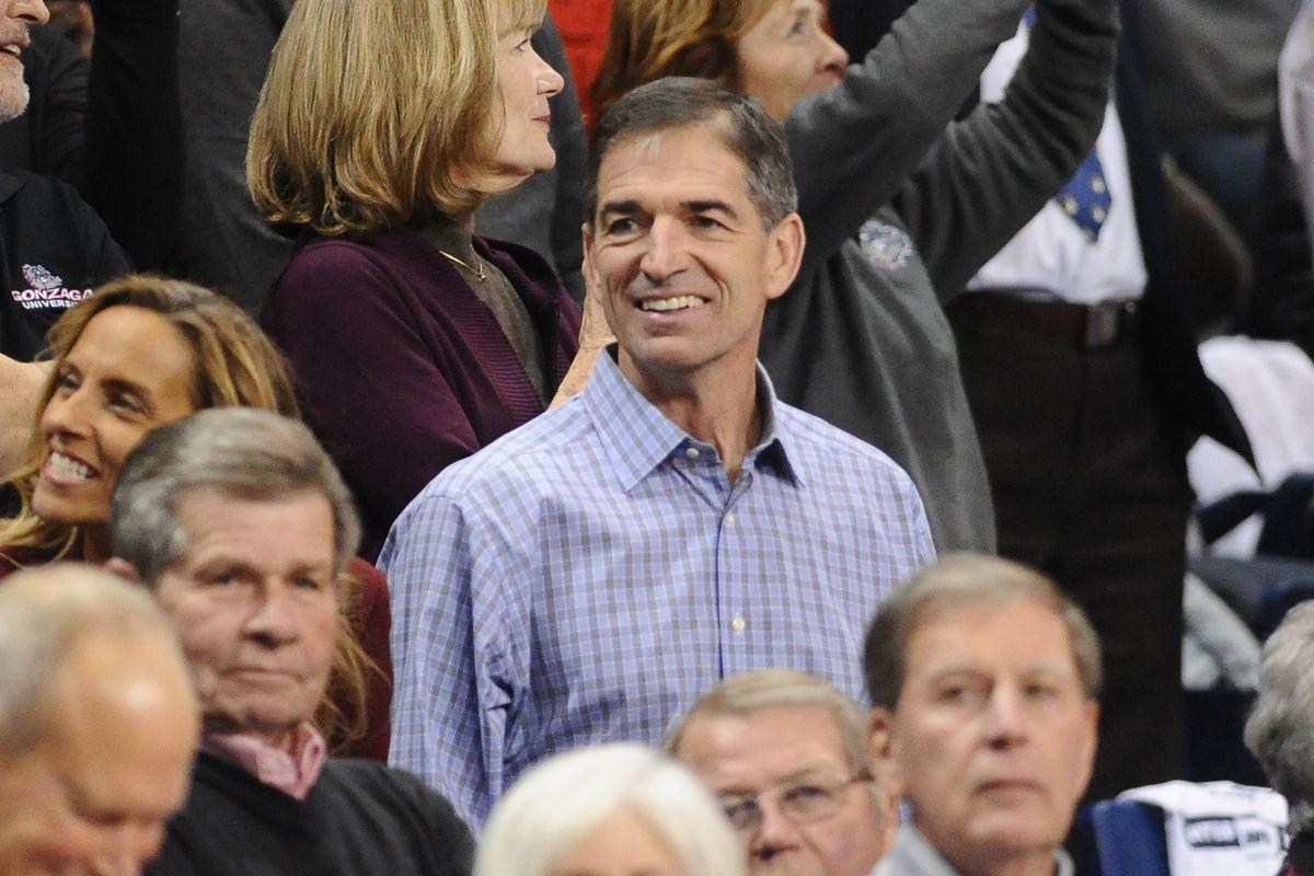 NCAA Basketball: Washington at Gonzaga