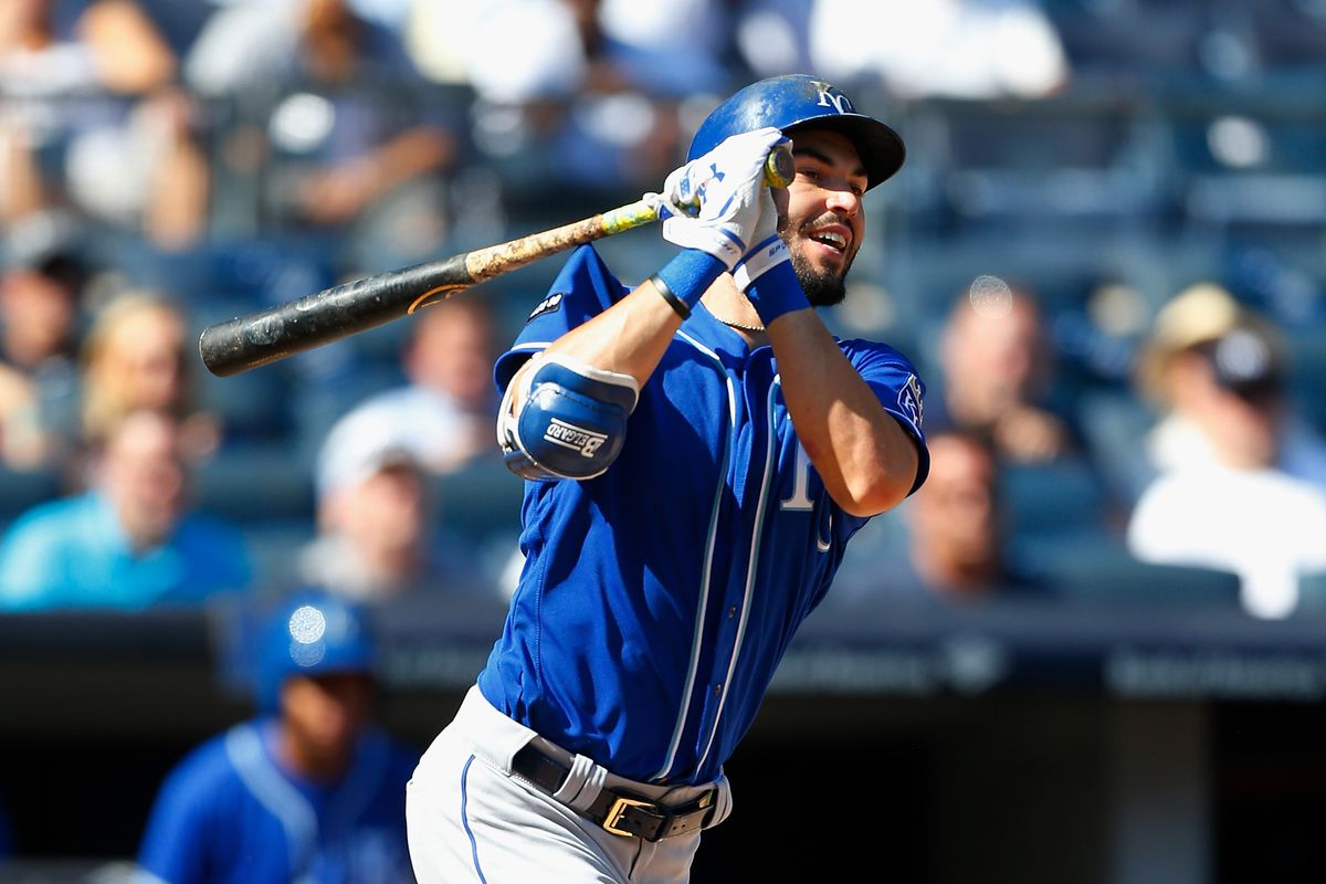 Eric Hosmer reportedly offered seven-year deal to stay with Royals