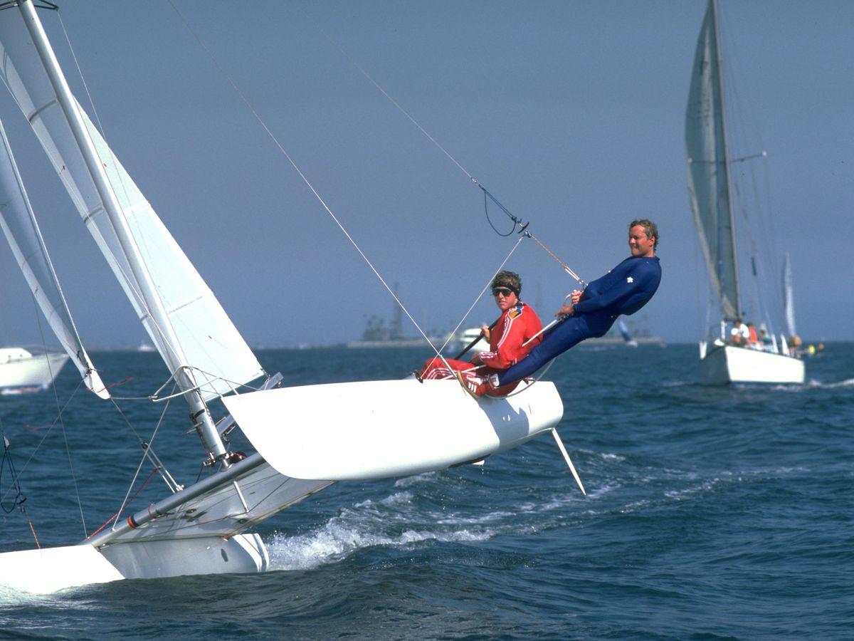 Sailing 1984 Olympics