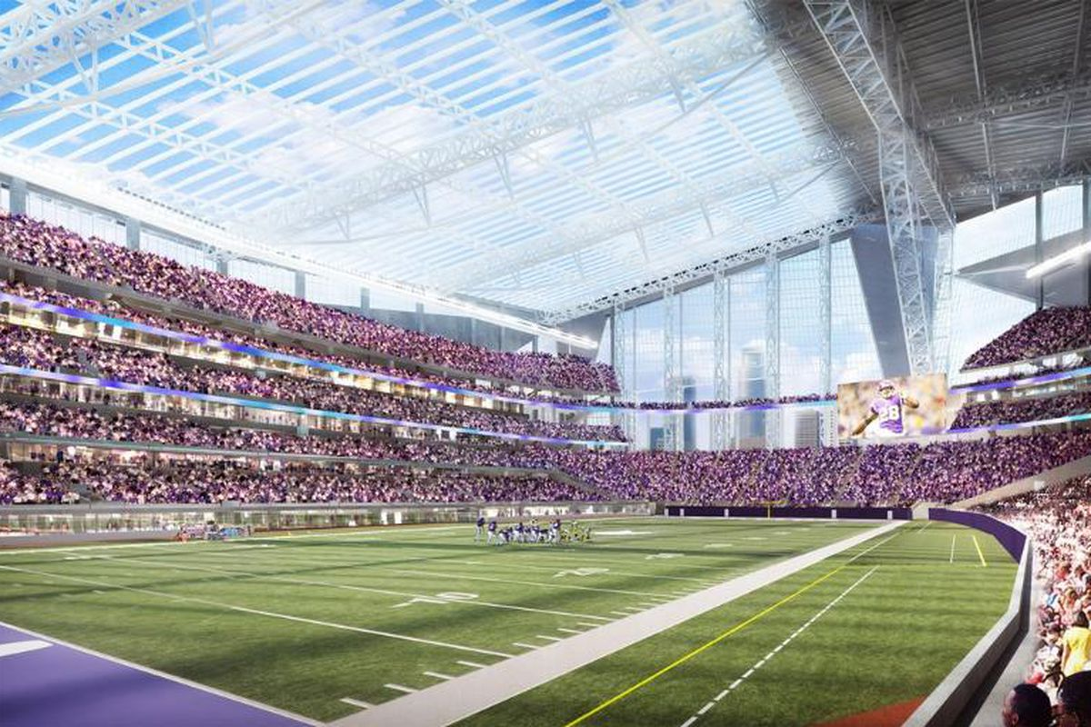 Behold, your home for Super Bowl LII.