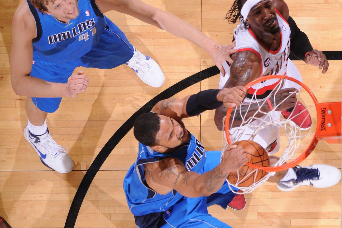 Dallas Mavericks v Portland Trail Blazers - Game Six