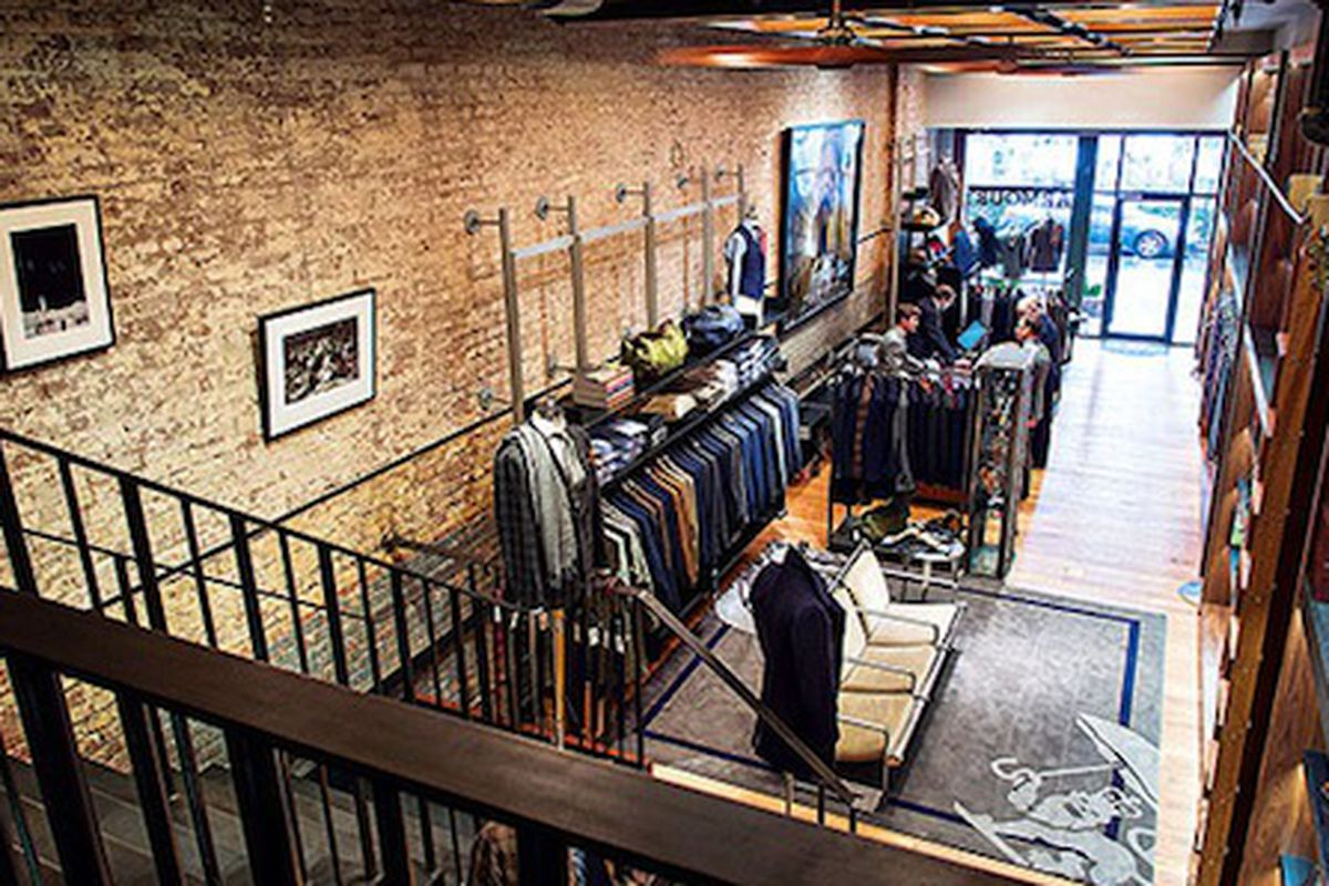 """Photo <a href=""""http://nymag.com/shopping/openings/armoury-2013-12/"""">via</a>"""