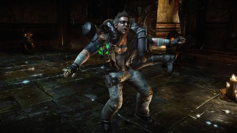 Mortal Kombat X brings back Johnny Cage, Sonya and more for