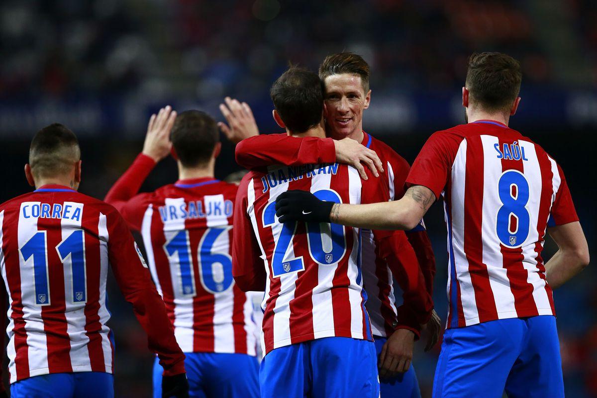 Club Atletico de Madrid v CD Guijuelo - Copa del Rey