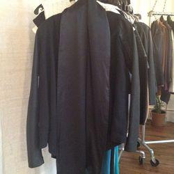 Jacket, $125 (sample)