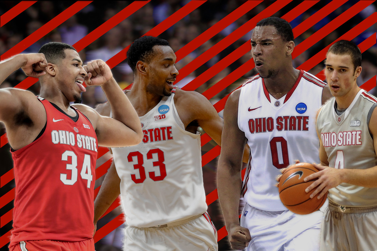 The Ghosts Of Ohio State Basketball Past Present And