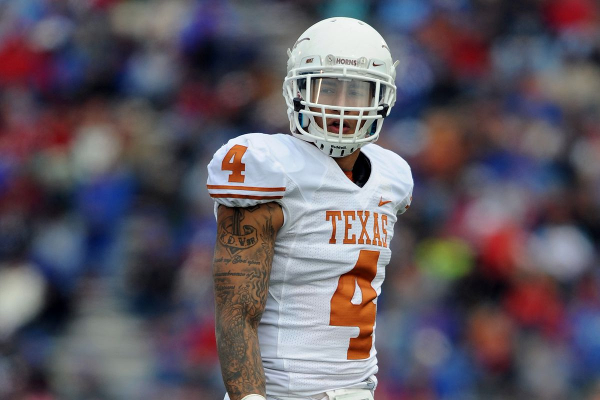 Kenny Vaccaro will be the No. 1 safety in the 2013 NFL Draft.