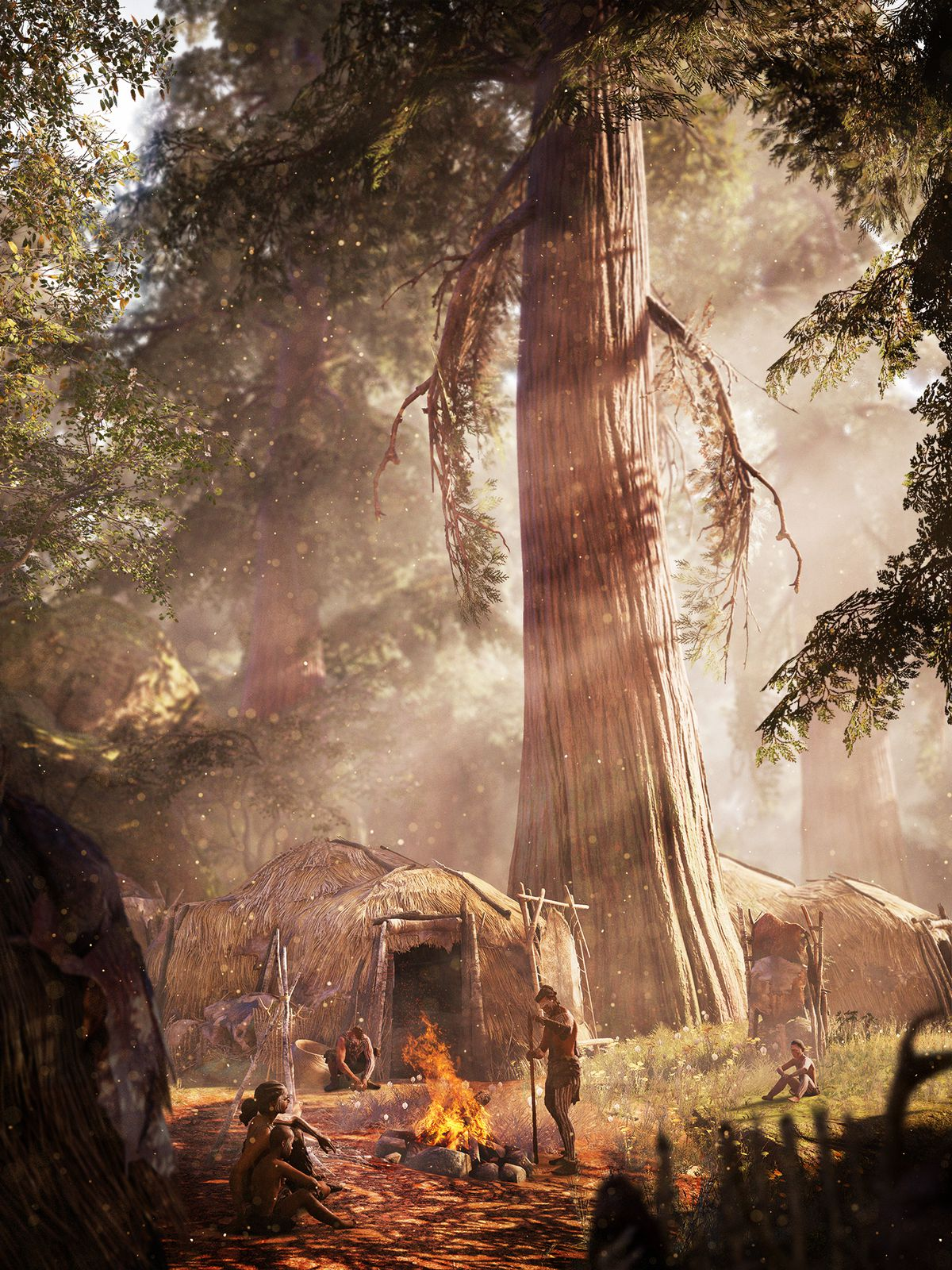 Far Cry Primal Revealed For 2016 Release Watch The First Trailer