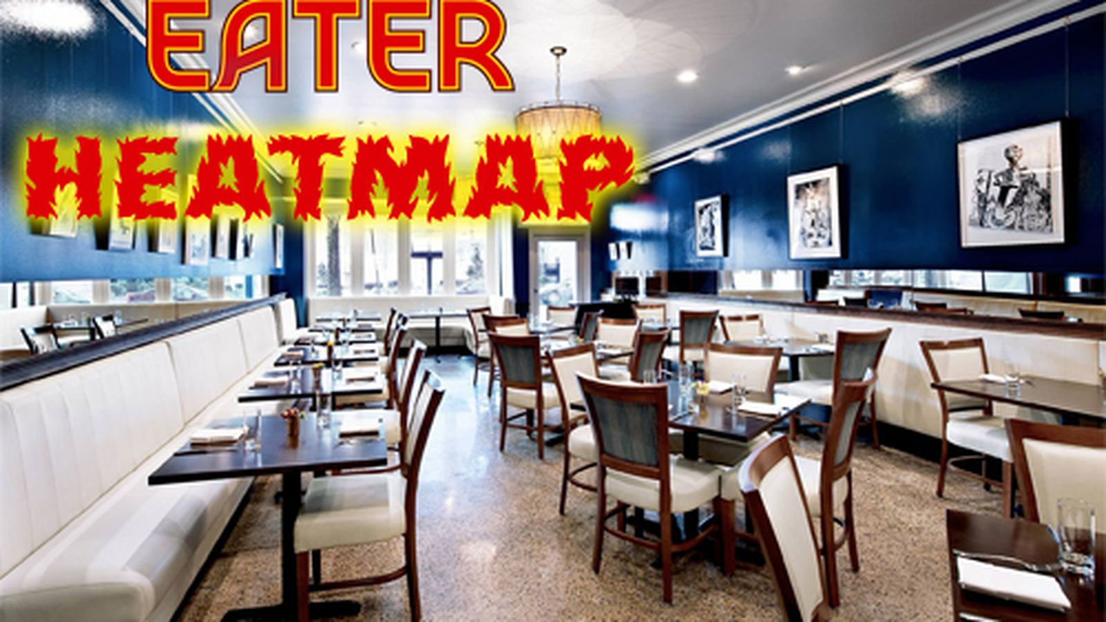 The Eater Charlotte Heatmap Where to Eat Right Now Heirloom