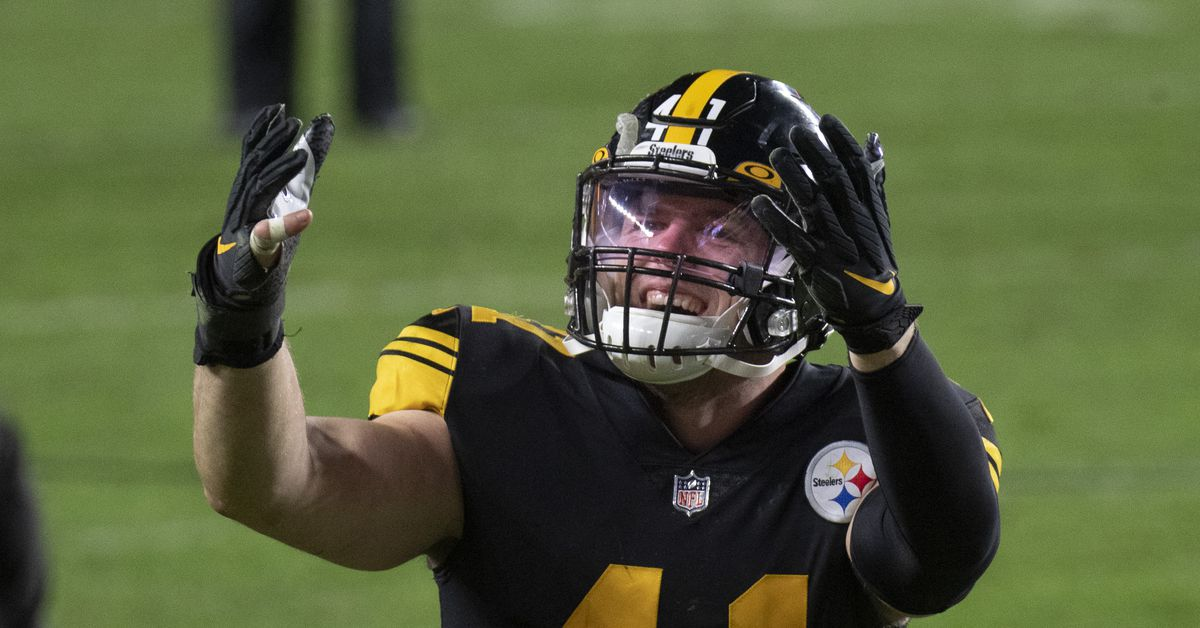 Robert Spillane, not Buddy Johnson, inactive for the Steelers in Week 1 - Behind the Steel Curtain