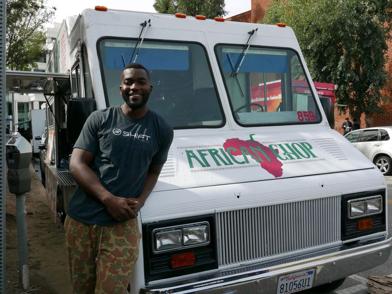 Food Truck Operator Los Angeles