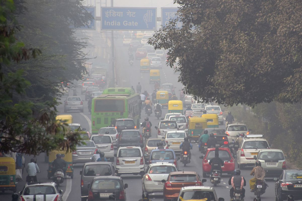 India's pollution levels are some of the highest in the world