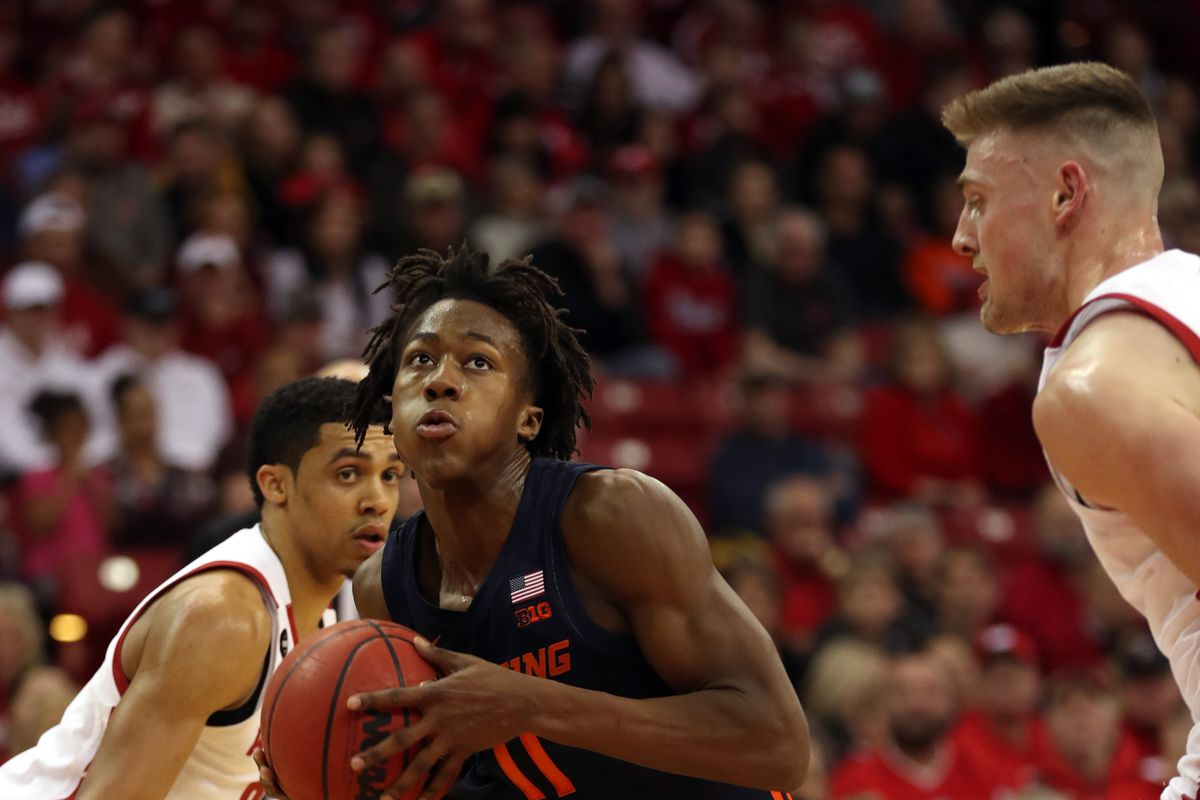 Big Ten Basketball Illinois And Rutgers Battle For Third