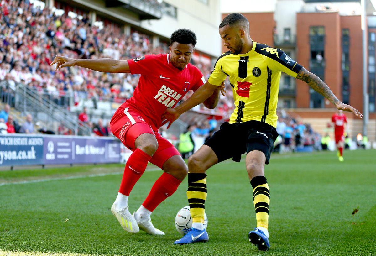 Leyton Orient v Harrogate Town - Vanarama National League