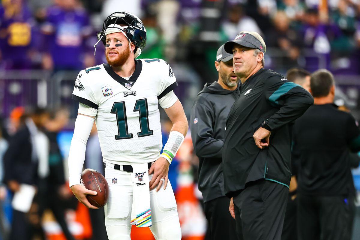 Eaglesl vs. Vikings final score: 12 thoughts on Philadelphia's loss to Minnesota