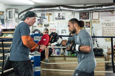 Keith Thurman Training Camp 07 20 2019 Training camp Andy Samuelson   Premier Boxing Champions 2 - Thurman stresses 'no excuses' when he fights Pacquiao
