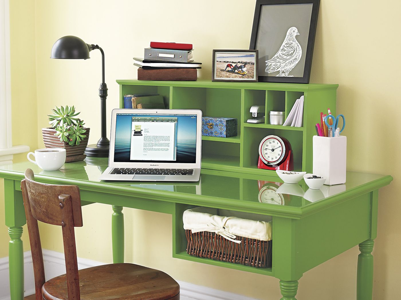 desk hutch x