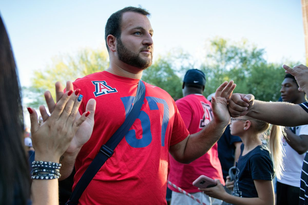 NCAA FOOTBALL: SEP 10 Grambling State at Arizona