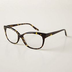 These readers will help you see even the most abstract of prints. Slivered Cat Readers, $38, Anthropologie.