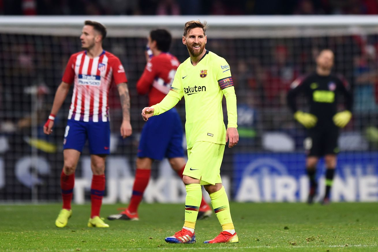 Three things Barca need to do against Atleti