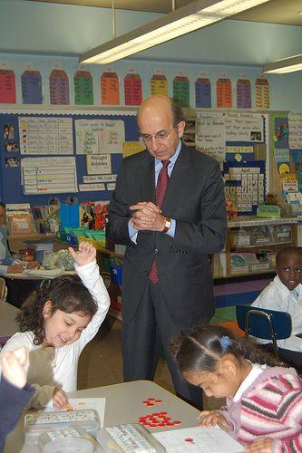 Joel Klein. (GothamSchools file photo)
