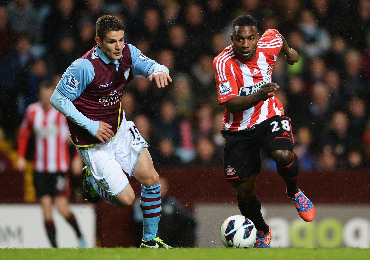 Aston Villa v Sunderland - Premier League