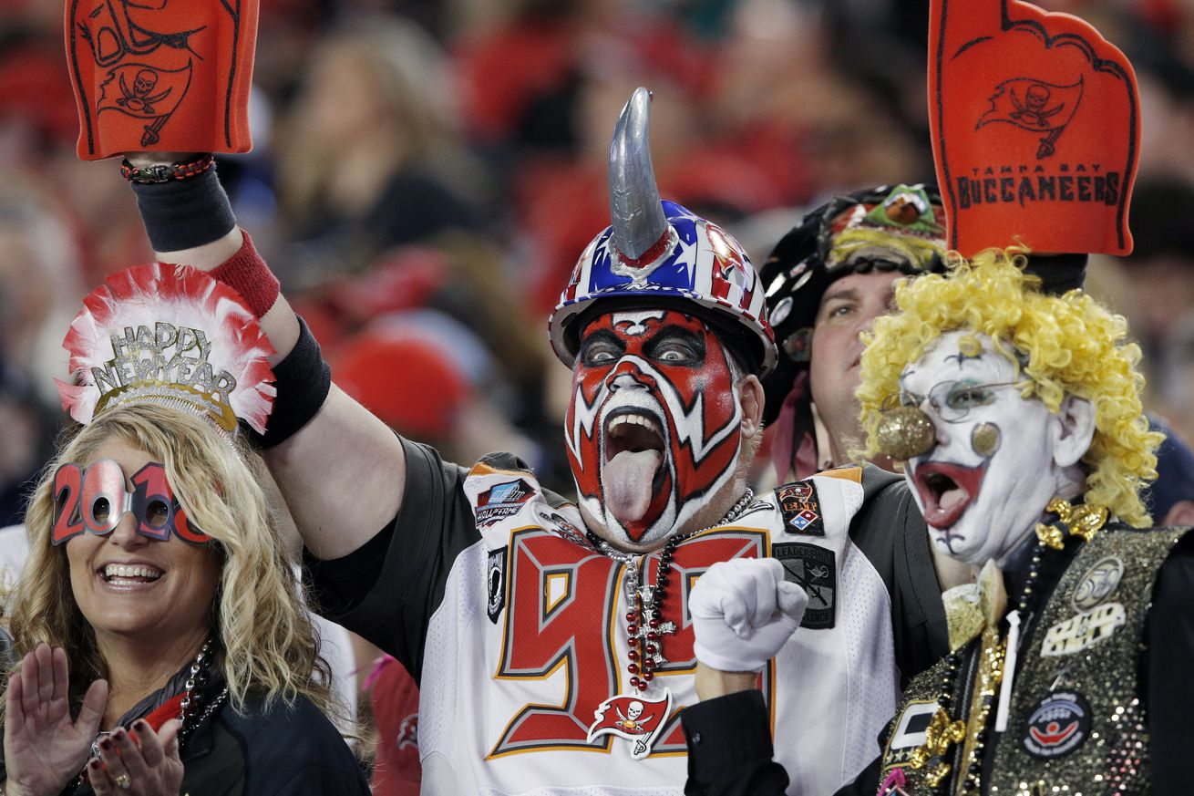 Favorite Buccaneers jersey of all-time.